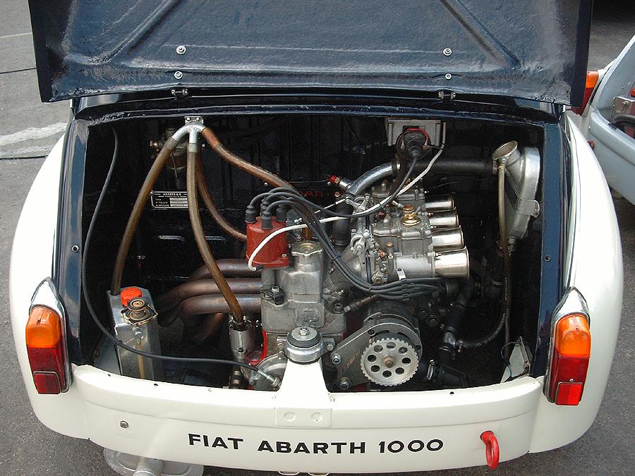 Abarth 1000