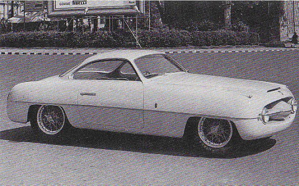 Abarth 103 GT Coupe Ghia