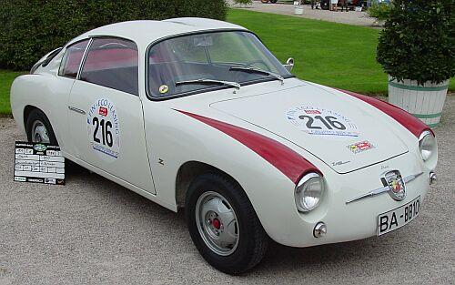 Abarth 750 Zagato