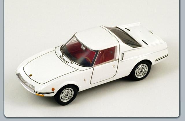 Abarth OT 1000 Coupe Pininfarina