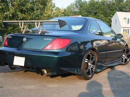 Acura CL