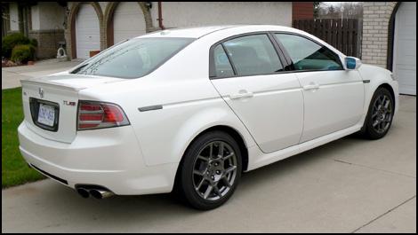 Acura TL Type S