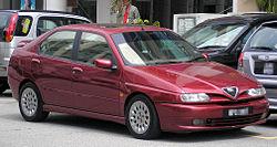Alfa Romeo 146 1.7 i H4 8V