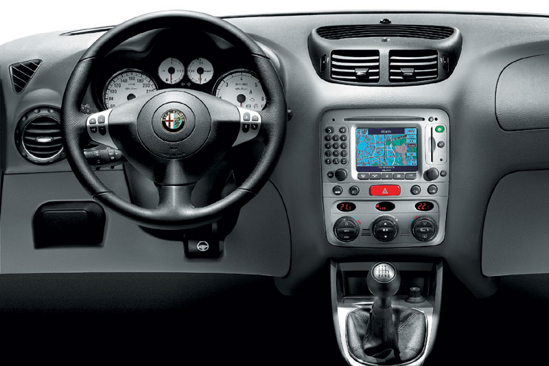Alfa Romeo 147 1.9 JTD Impression