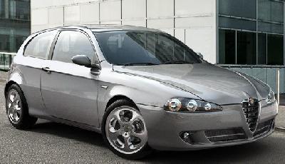 Alfa Romeo 147 1.9 JTD M-Jet Impression