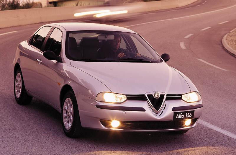 Alfa Romeo 156 1.8 T.Spark