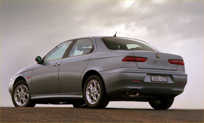 Alfa Romeo 156 2.0 T.Spark