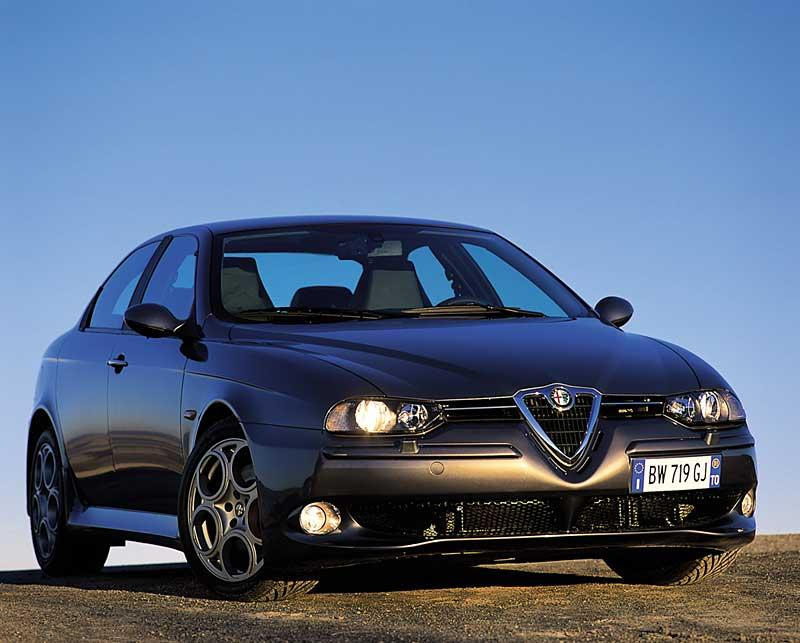 Alfa Romeo 156 2.0 T.Spark Veloce