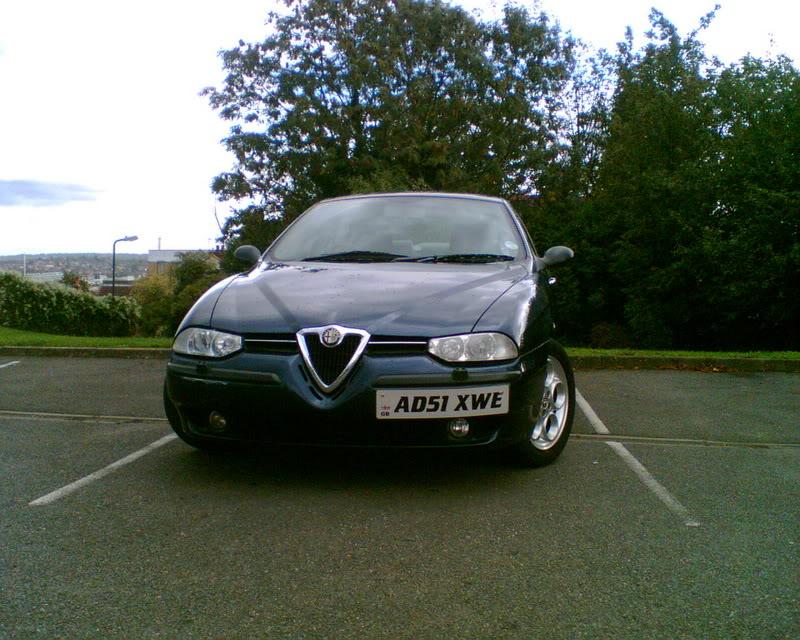 Alfa Romeo 156 2.0 TS Veloce TI