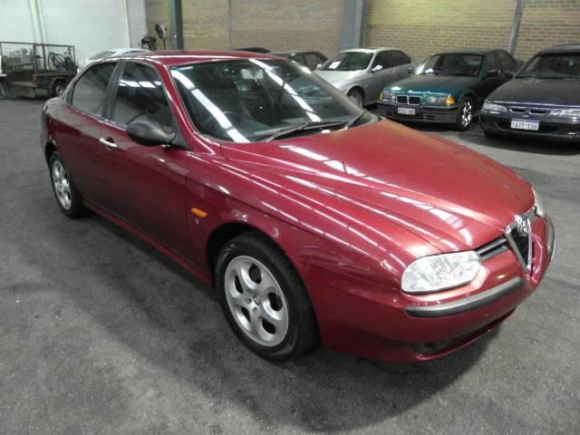Alfa Romeo 156 2.0 Twin Spark Selespeed