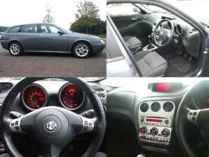 Alfa Romeo 156 2.4 TD