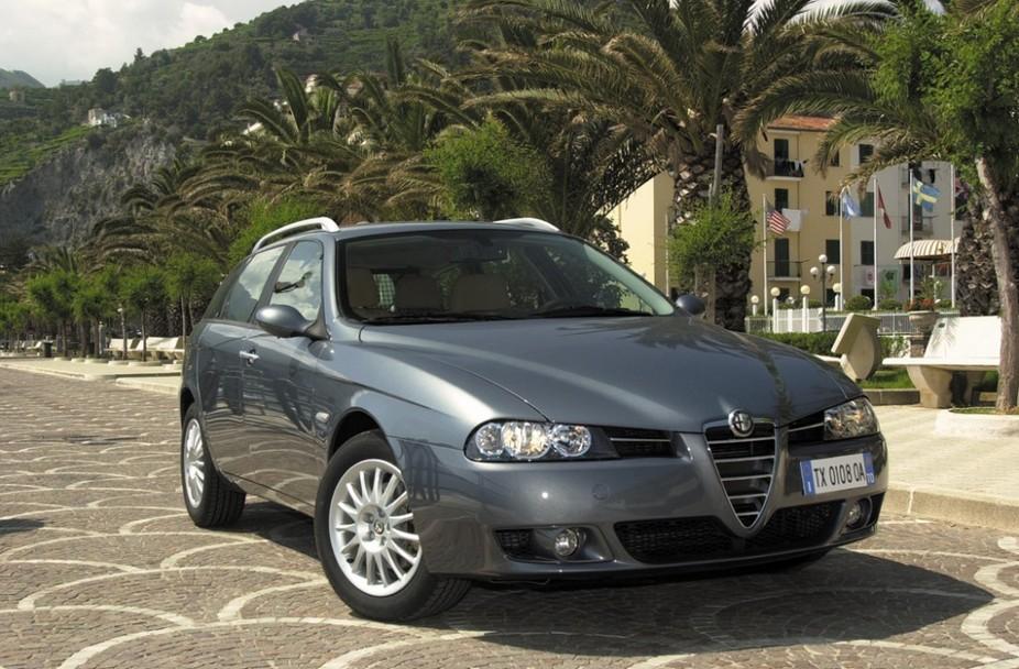Alfa Romeo 156 Sportwagon 2.5 V6