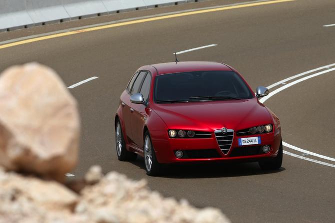 Alfa Romeo 159 SW 2.0 JTDM