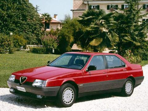 Alfa Romeo 164 3.0 24V (K1) MT