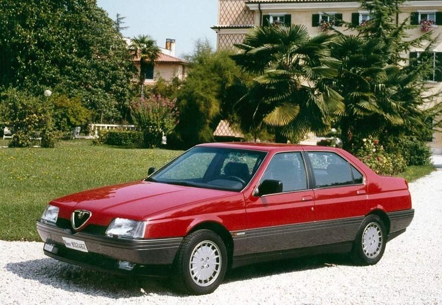 Alfa Romeo 164 Turbo Diesel