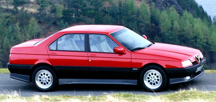 Alfa Romeo 164 V6 Turbo