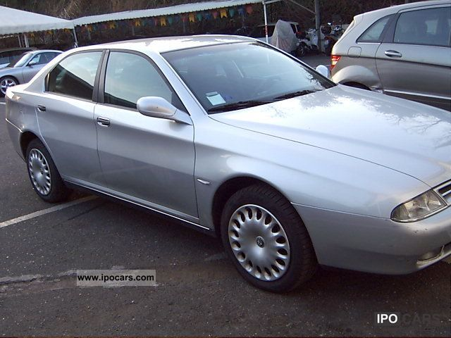 Alfa Romeo 166 2.4 JTD Progression