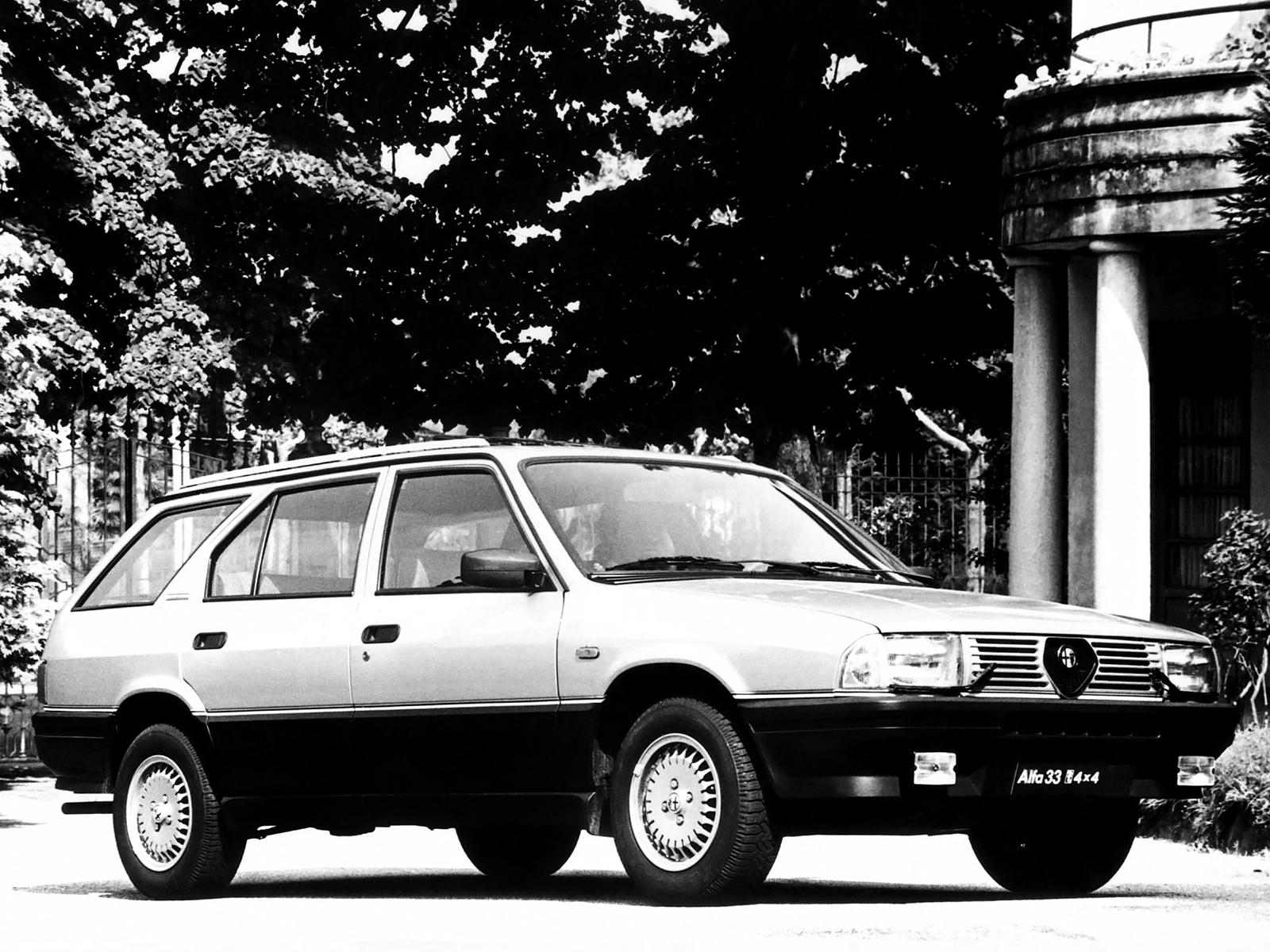 Alfa Romeo 33 1.5 Giardinetta