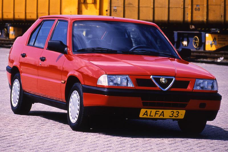 Alfa Romeo 33 1.7 IE Sportwagon QV4
