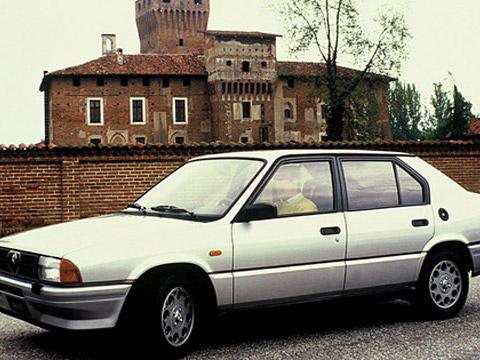 Alfa Romeo 33 1.7 i (B1A)