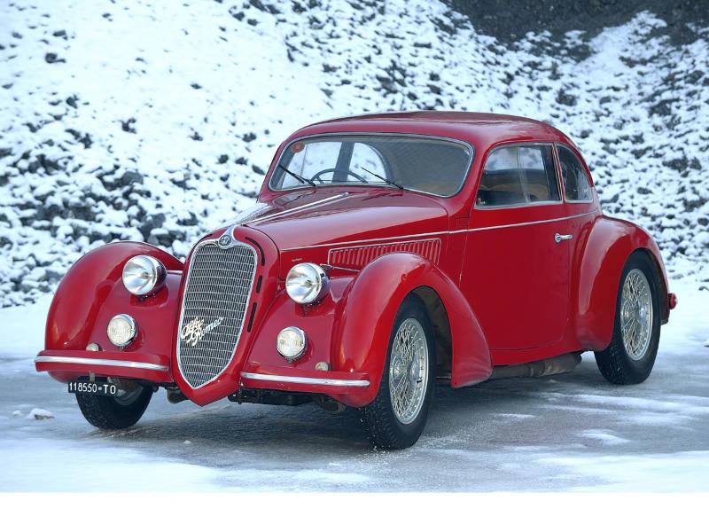 Alfa Romeo 6C 2300B Mille Miglia