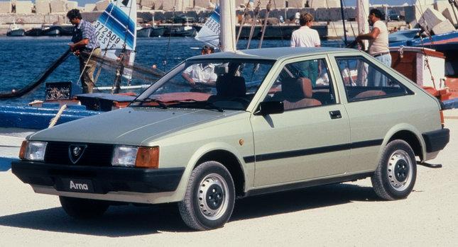Alfa Romeo Arna 1.2 (AB,AC)