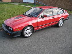 Alfa Romeo GTV 2.5