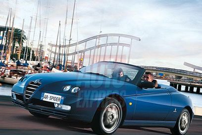 Alfa Romeo GTV 2.0 JTS