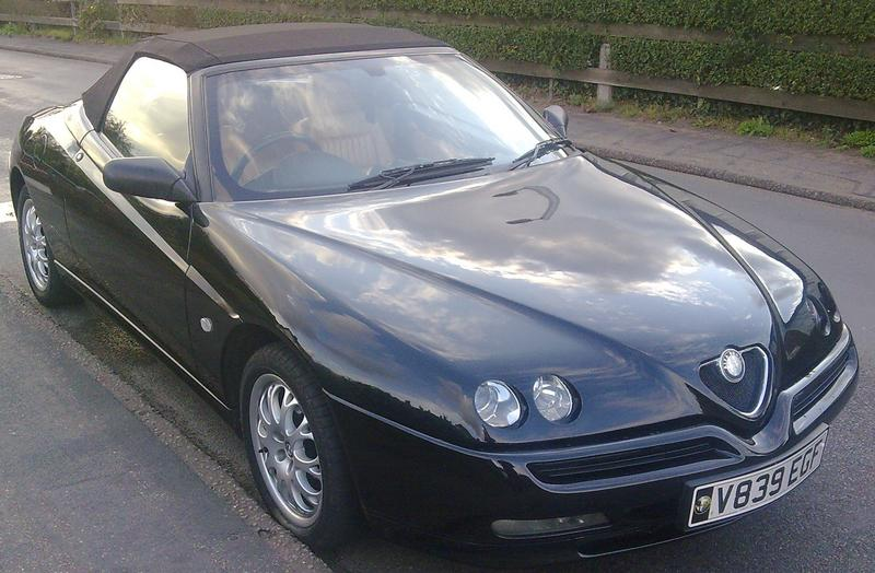 Alfa Romeo Spider 2.0