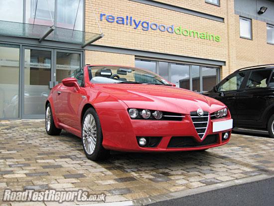 Alfa Romeo Spider 2.4 JTDM
