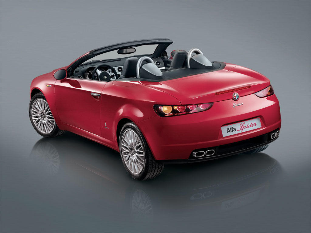 Alfa Romeo Spider 2.2 AT