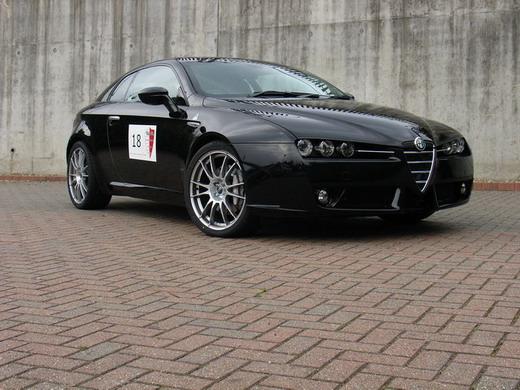 Alfa Romeo Spider 3.2