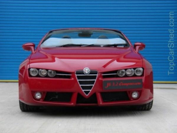 Alfa Romeo Spider 3.2 JTS V6
