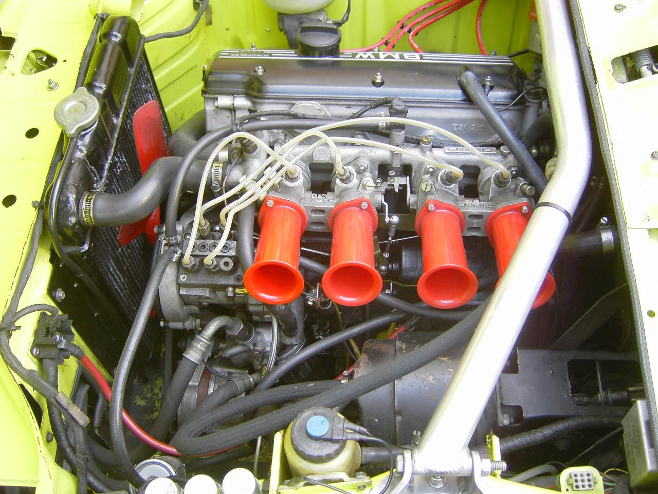 Alpina 2002 Tii