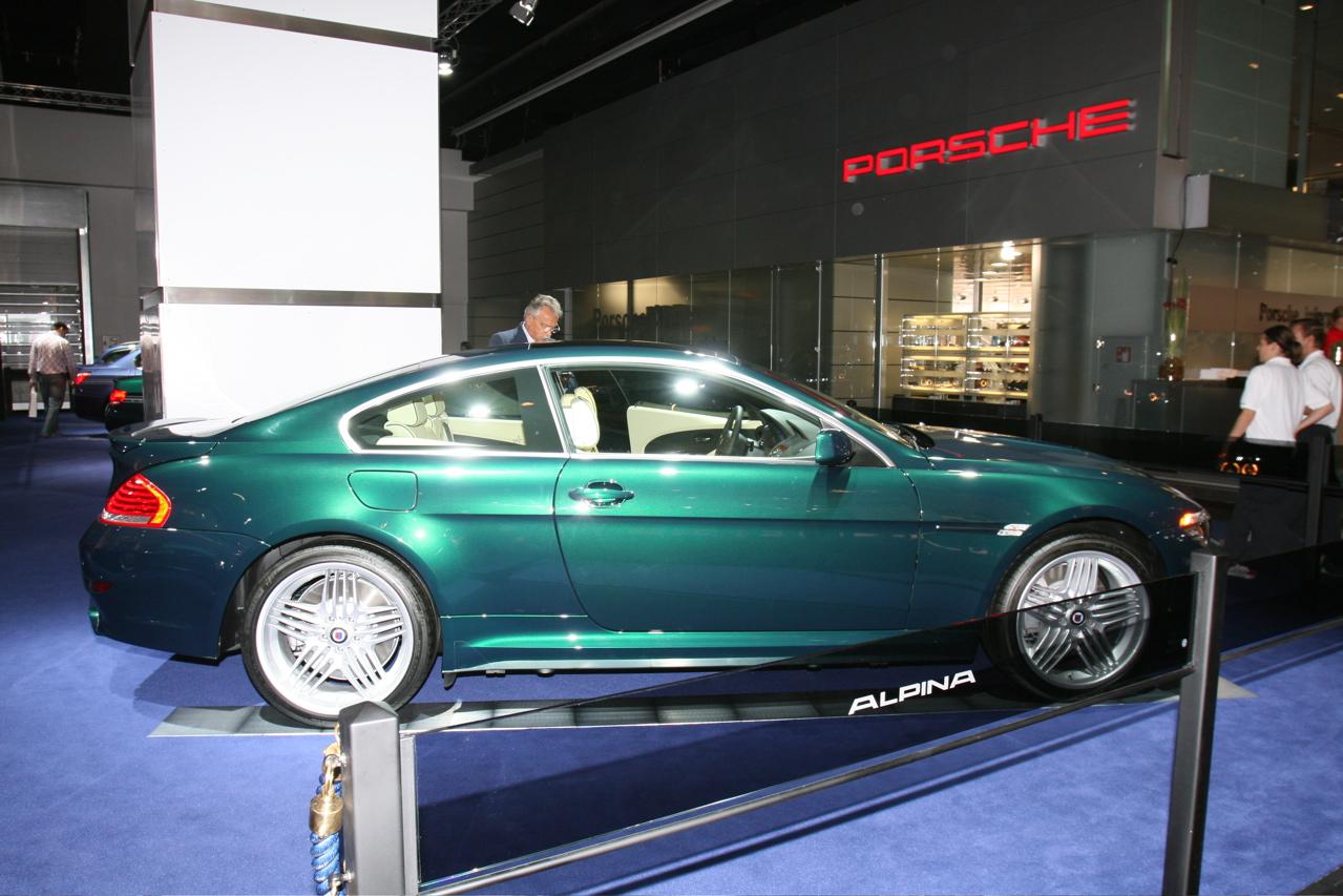 Alpina B3 Coupe