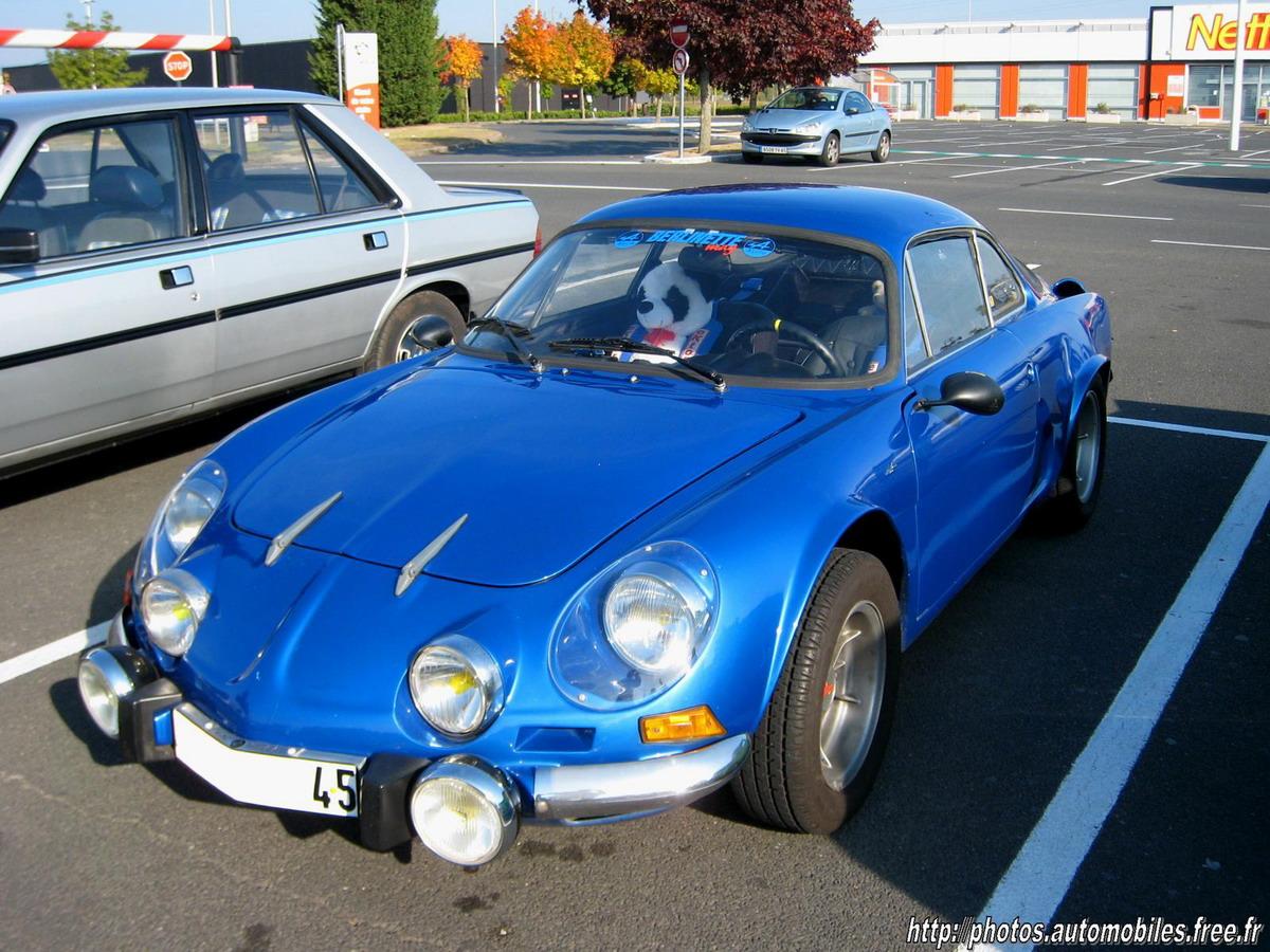 Alpine A 110 Berlinette