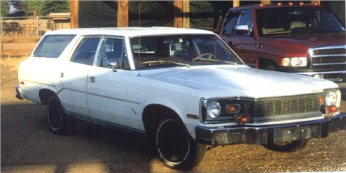 AMC Matador Station Wagon 5.0