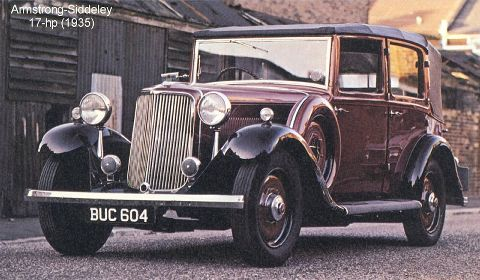 Armstrong Siddeley 17