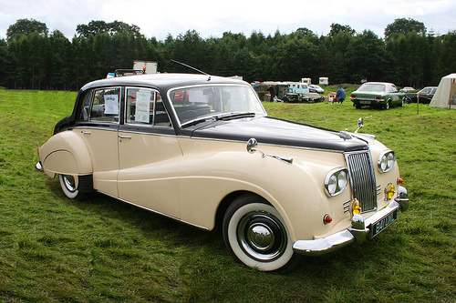 Armstrong Siddeley Star Sapphire