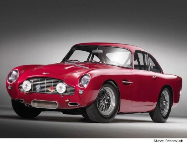 Aston Martin DB 4 GT