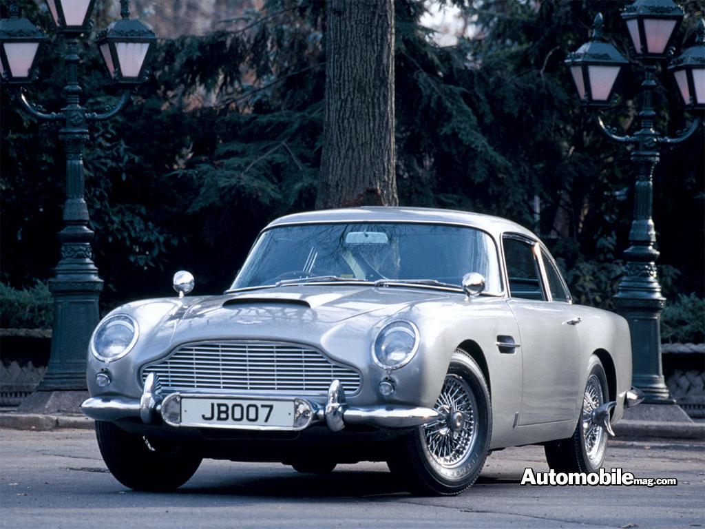 Aston Martin DB 5