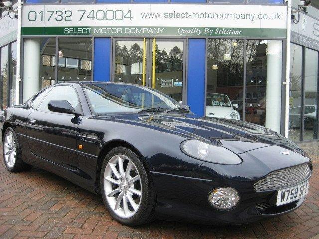 Aston Martin DB 7 Vantage Automatic