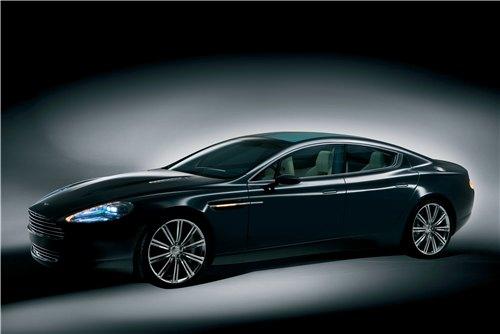 Aston Martin Rapide Coupe