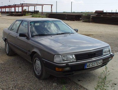 Audi 100 2.3 E quattro