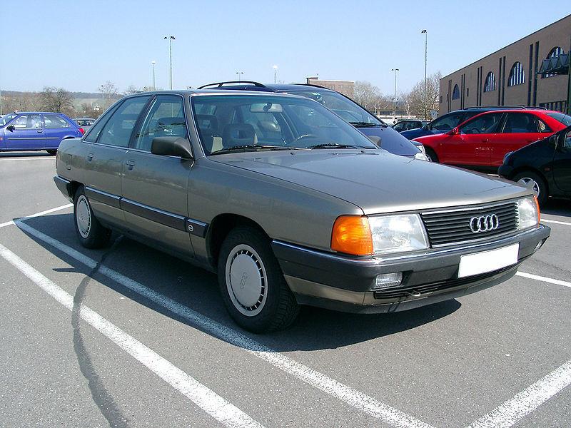 Audi 100 Turbo Diesel