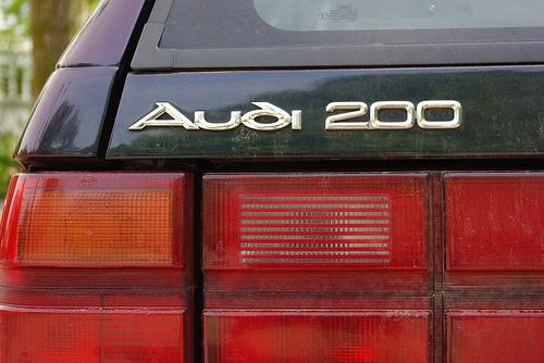 Audi 200 2.1 5 E