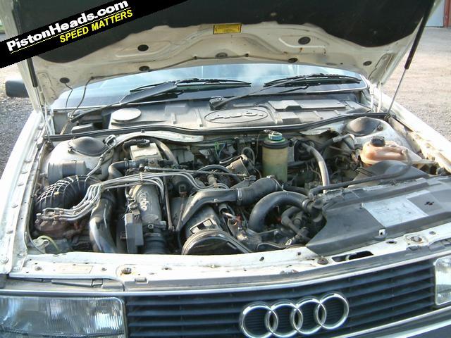 Audi 200 2.2 Turbo