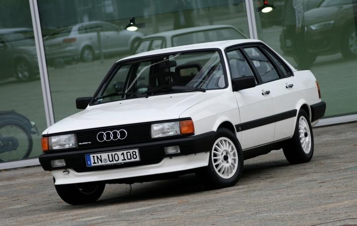 Audi 80 1.8 GTE quattro