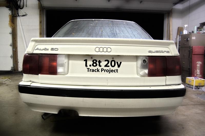 Audi 80 1.8 quattro