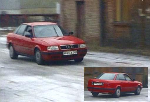 Audi 80 2.0